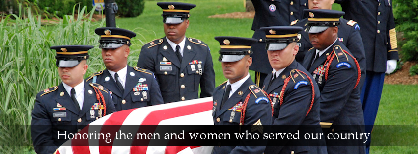 Military and Veteran Funeral Ceremonies by Dyches Funeral Home